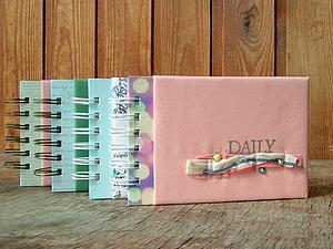 Скоро в магазине: блокноты на пружинах | Ярмарка Мастеров - ручная работа, handmade
