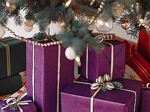 Время Новогодних подарков! | Ярмарка Мастеров - ручная работа, handmade