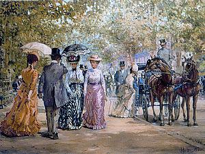Романтизм и элегантность в картинах Alan Maley | Ярмарка Мастеров - ручная работа, handmade