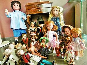 Внимание! Мой кукольный мир расширяет свои границы. Доставка включена в стоимость кукол.   Ярмарка Мастеров - ручная работа, handmade