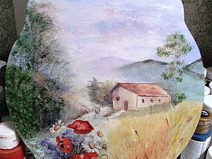 Декупаж для Начинающих, Урок №3: Художественная Подрисовка | Ярмарка Мастеров - ручная работа, handmade