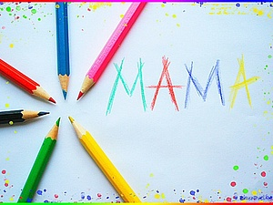 Поздравляю Всех Мам с праздником!!!! | Ярмарка Мастеров - ручная работа, handmade