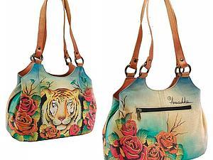 Расписные сумки   Anuschka | Ярмарка Мастеров - ручная работа, handmade