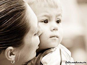 Я видел как плачет мама... | Ярмарка Мастеров - ручная работа, handmade