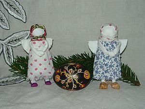 22 декабря  - занятие по курсу: Традиционная Народная кукла, Галерея Беляево. | Ярмарка Мастеров - ручная работа, handmade
