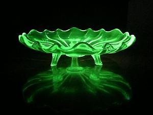 Урановое стекло - вещь загадочная и мистическая | Ярмарка Мастеров - ручная работа, handmade
