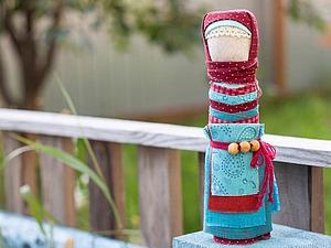 Мастер-класс: «Кукла на удачное замужество» | Ярмарка Мастеров - ручная работа, handmade