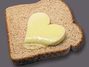 Хлебец с маслом    -  Семейная притча | Ярмарка Мастеров - ручная работа, handmade