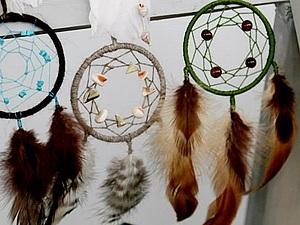 Ловец снов на заказ | Ярмарка Мастеров - ручная работа, handmade