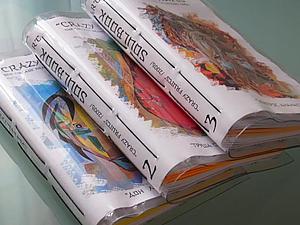 Коллекционные книги для записей Soulbook-art