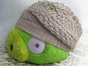 Вяжем шапочку за 20 минут | Ярмарка Мастеров - ручная работа, handmade