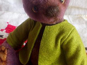 Мастер-класс по шитью Мишки-тедди - Первый день | Ярмарка Мастеров - ручная работа, handmade