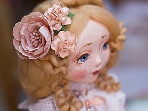 Курс  Авторская кукла  «Классический папье - маше » | Ярмарка Мастеров - ручная работа, handmade