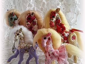 Новогодние лошадки!!! | Ярмарка Мастеров - ручная работа, handmade