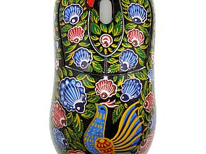 Мастер-класс по художественной росписи компьютерной мышки   Ярмарка Мастеров - ручная работа, handmade