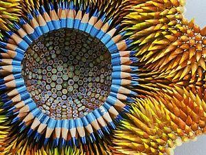 Карандашный эко-арт Дженифер Маестре | Ярмарка Мастеров - ручная работа, handmade