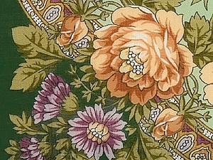 Полосы-кайма от павловопосадских платков  по 50 рублей | Ярмарка Мастеров - ручная работа, handmade