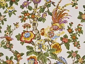 Эксклюзивные английские ткани GP & J Baker | Ярмарка Мастеров - ручная работа, handmade