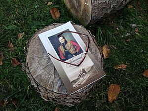 Мир, в котором я вяжу. Пятигорск. 200-летие М.Лермонтова.   Ярмарка Мастеров - ручная работа, handmade