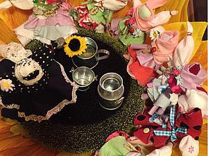 Народные тряпичные куклы | Ярмарка Мастеров - ручная работа, handmade