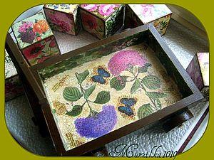 Тележка для цветов!)   Ярмарка Мастеров - ручная работа, handmade