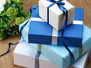 Подарки в честь дня рождения! | Ярмарка Мастеров - ручная работа, handmade