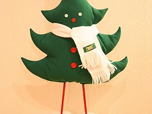 Новогодняя ёлочка-презент своими руками. Ярмарка Мастеров - ручная работа, handmade.