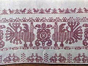 Полотенце в традициях русского народа. Ярмарка Мастеров - ручная работа, handmade.