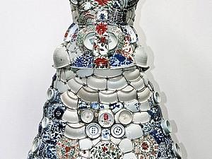 Одежда из..фарфора! | Ярмарка Мастеров - ручная работа, handmade