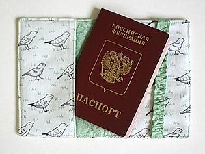 Семейный паспорт своими руками