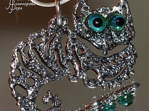 Подборка моих авторских серебряных украшений   Ярмарка Мастеров - ручная работа, handmade