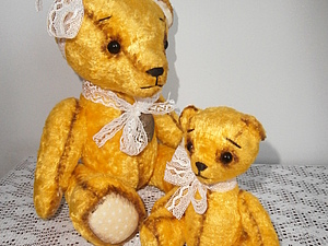 Аукцион с Нуля!!!!! Тедди мишки ищут дом!!!!!   Ярмарка Мастеров - ручная работа, handmade