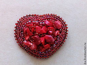 Любовь в каждом сердце ) | Ярмарка Мастеров - ручная работа, handmade