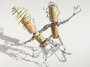 Необычные образы из обычных материалов | Ярмарка Мастеров - ручная работа, handmade