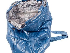 При покупке рюкзака - косметичка в подарок! | Ярмарка Мастеров - ручная работа, handmade