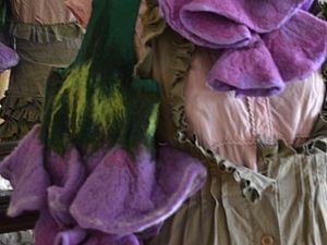 Валяная красота | Ярмарка Мастеров - ручная работа, handmade