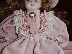 Как сшить одежду для куклы: для тех, кто не умеет строить выкройки. Ярмарка Мастеров - ручная работа, handmade.