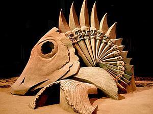 Песчаные скульптуры от китайского мастера | Ярмарка Мастеров - ручная работа, handmade