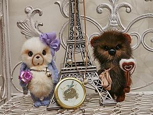 ЗАВЕРШЕН!!! Аукцион  с нуля на 5 лотов!!! А у нас неделя Франции !!!   Ярмарка Мастеров - ручная работа, handmade