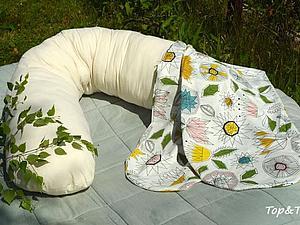 При покупке подушки для беременных Споти-Спот в подарок!   Ярмарка Мастеров - ручная работа, handmade