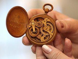 Бронниковы - деревянных дел часовщики.. Ярмарка Мастеров - ручная работа, handmade.