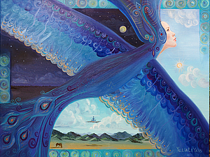 Энерго-информационная живопись Yulia leya | Ярмарка Мастеров - ручная работа, handmade
