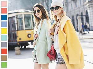 Рекомендации по сочетанию модных цветов сезона весна-лето 2016. Ярмарка Мастеров - ручная работа, handmade.