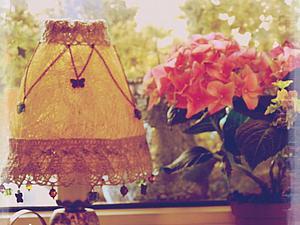 История одной старой лампы. Ярмарка Мастеров - ручная работа, handmade.
