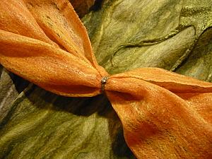 Валяние тончайшего шарфа без дырок. Ярмарка Мастеров - ручная работа, handmade.