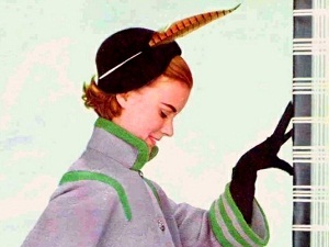 Ретро - настроение. Вязание, 1950-е... | Ярмарка Мастеров - ручная работа, handmade