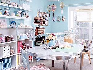Творческие мастерские и рабочее место! | Ярмарка Мастеров - ручная работа, handmade