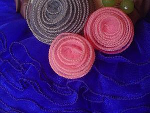 Шьем пышную юбку   Ярмарка Мастеров - ручная работа, handmade