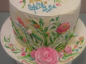 Авторский курс по декорированию торта