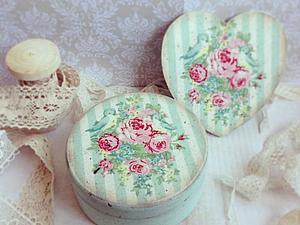 Розыгрыш шкатулки среди моих покупателей | Ярмарка Мастеров - ручная работа, handmade